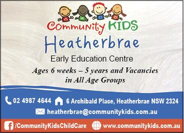 Community Kids - Heatherbrae