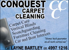 Conquest Carpet Cleaning
