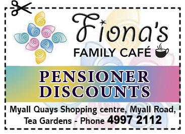 Fiona's Family Café