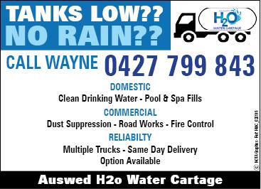 H2O Water Cartage