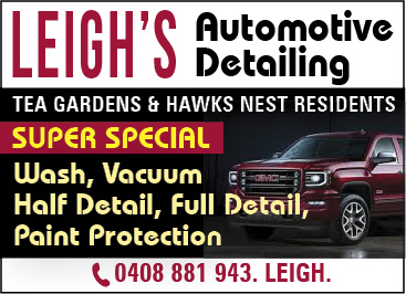 Leigh's Auto Detailing