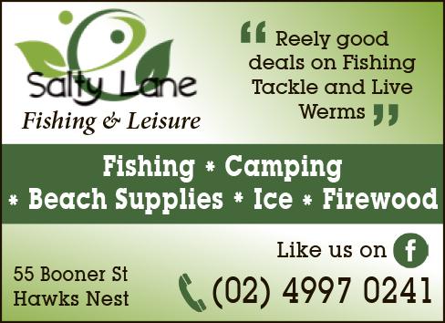 Salty Lane Fishing & Leisure