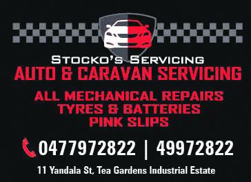 Stocko's Servicing