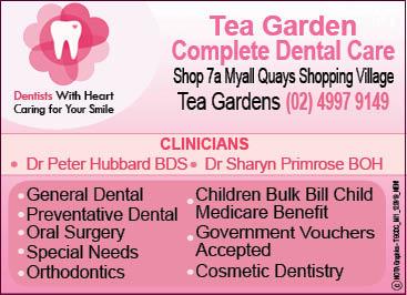 Tea Garden Complete Dental Care