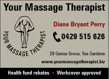 Your Massage Therapist