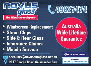 Novus Glass Repair & Replacement