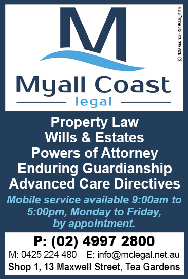 Myall Coast Legal