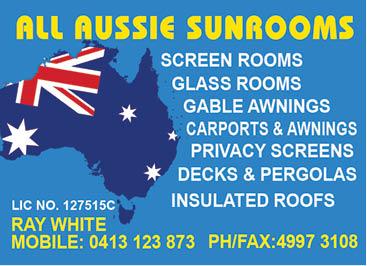 All Aussie Sunrooms