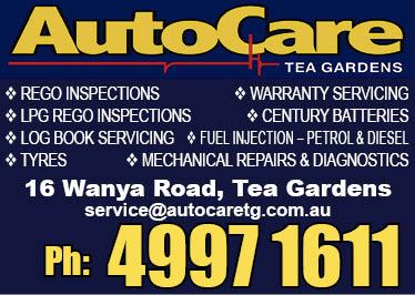 AutoCare Tea Gardens