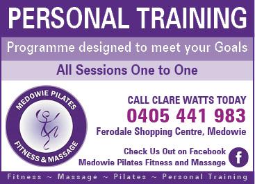 Medowie Pilates Fitness & Massage