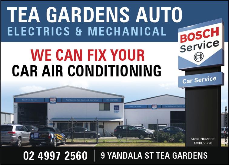 Tea Gardens Auto - Electrics & Mechanical