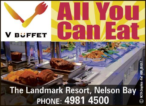 V Buffet Restaurant