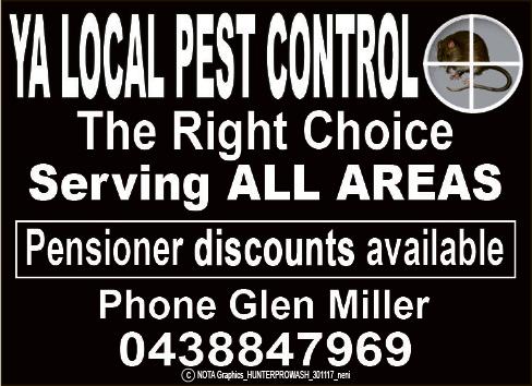 Ya Local Pest Control