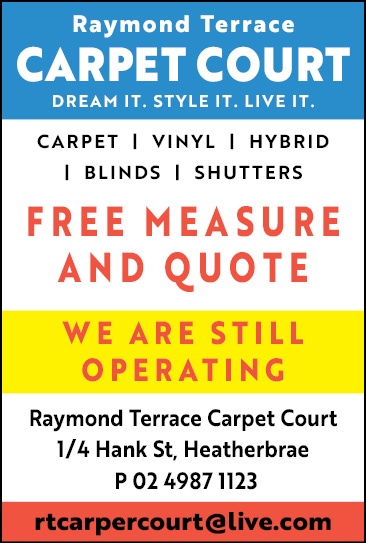 Raymond Terrace Carpet Court