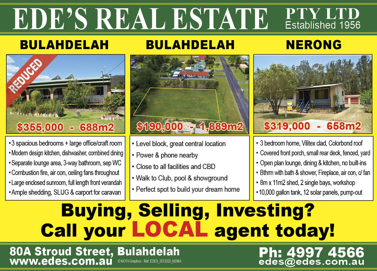 Ede's Real Estate