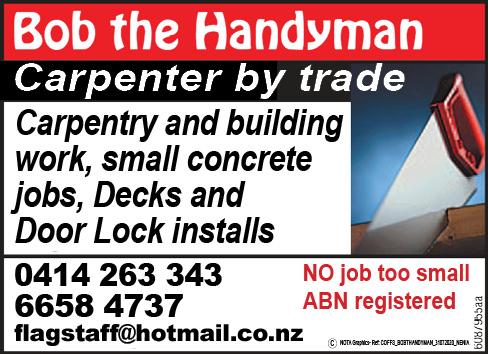 Bob the Handyman