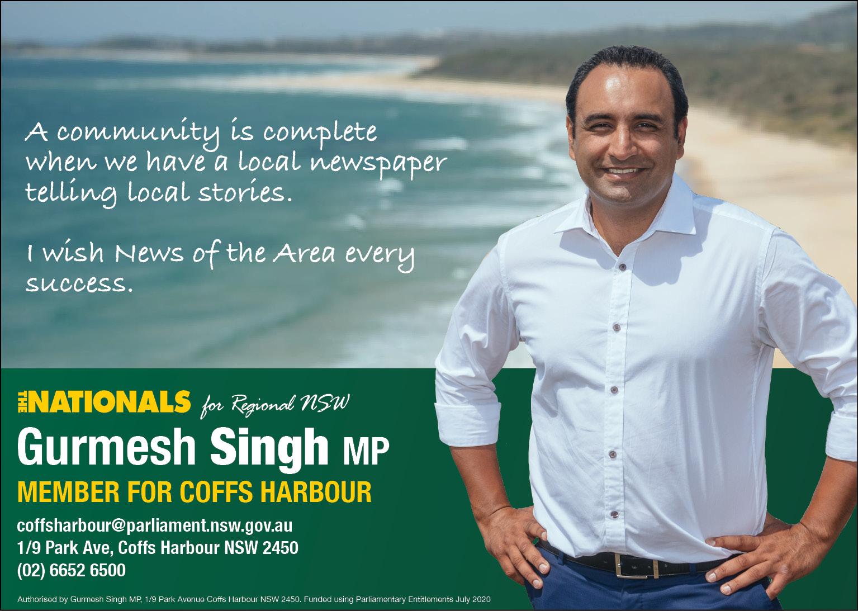 Gurmesh Singh MP