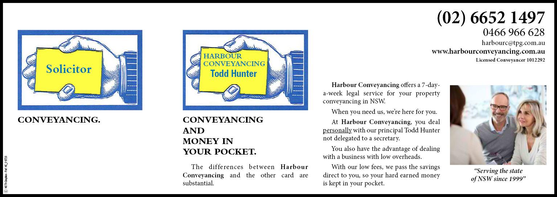 Harbour Conveyancing