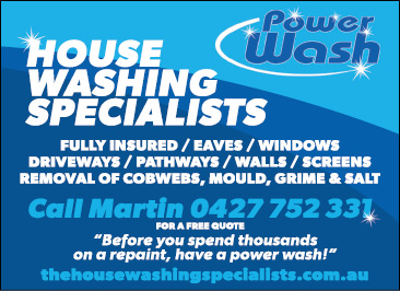 Power Wash Pressure Cleaning