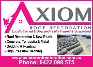 Axiom Roof Restoration