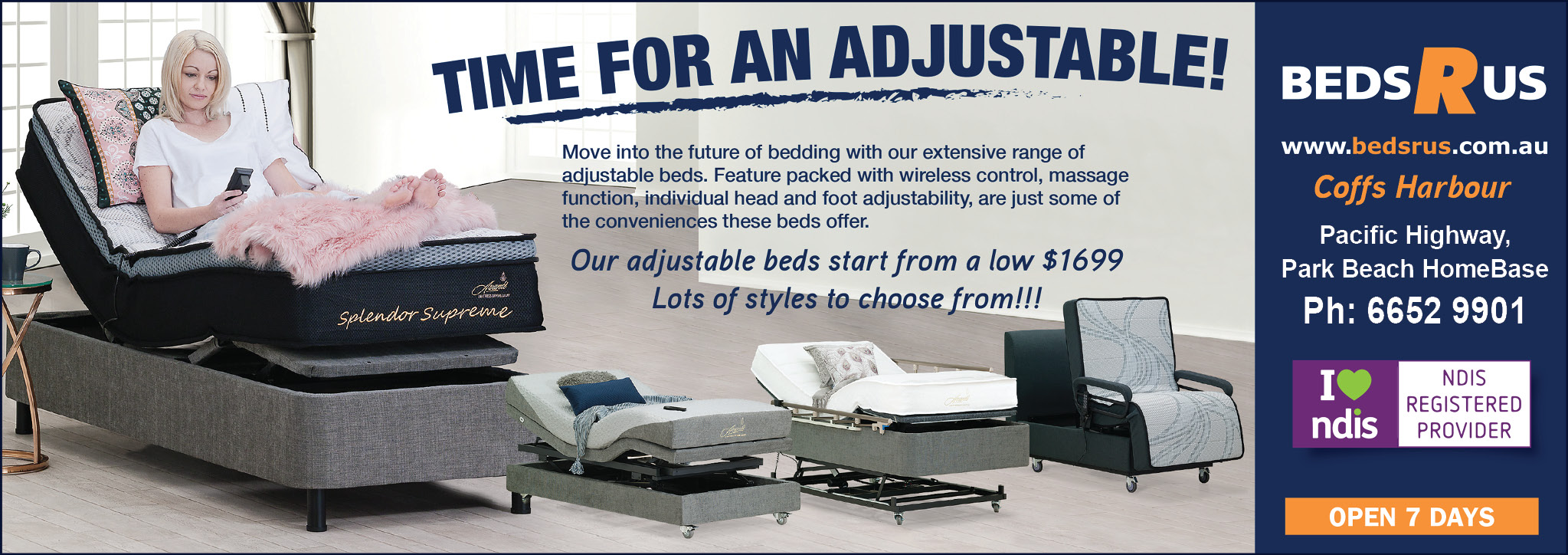 Macleod's Furniture & Beds R Us