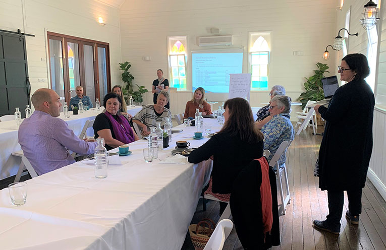 Bellingen Community Leadership and Resilience Scholarship recipients' readiness meetup - News Of The Area
