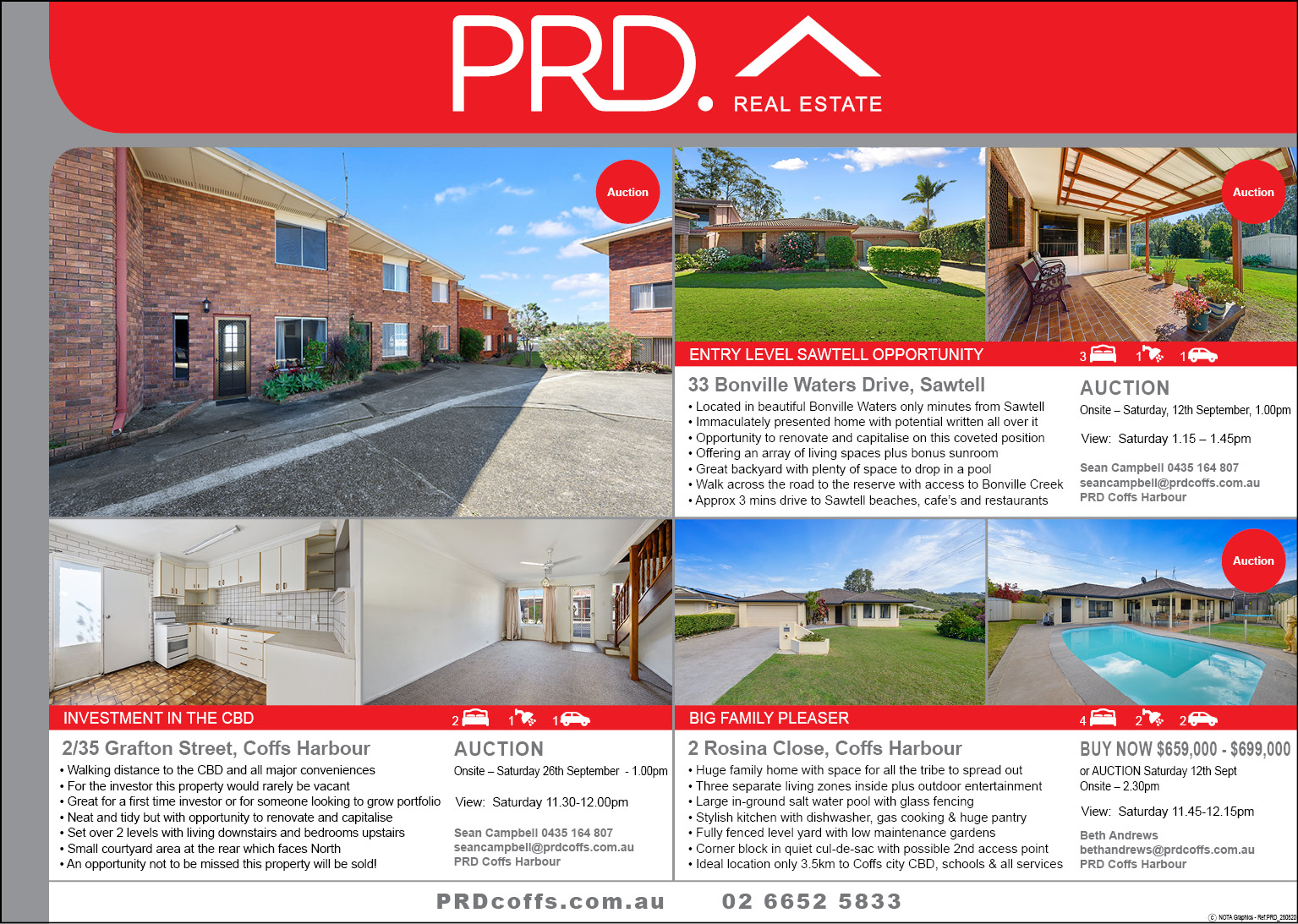 PRDnationwide Coffs Harbour
