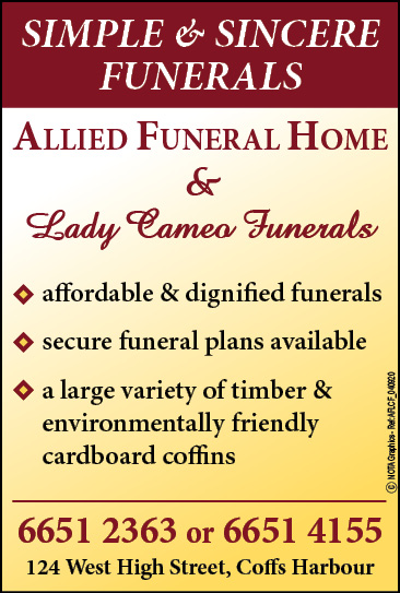 Allied Funerals & Lady Cameo Funerals
