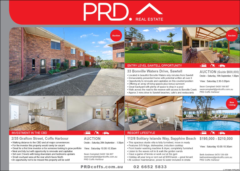 PRD Real Estate Coffs Harbour