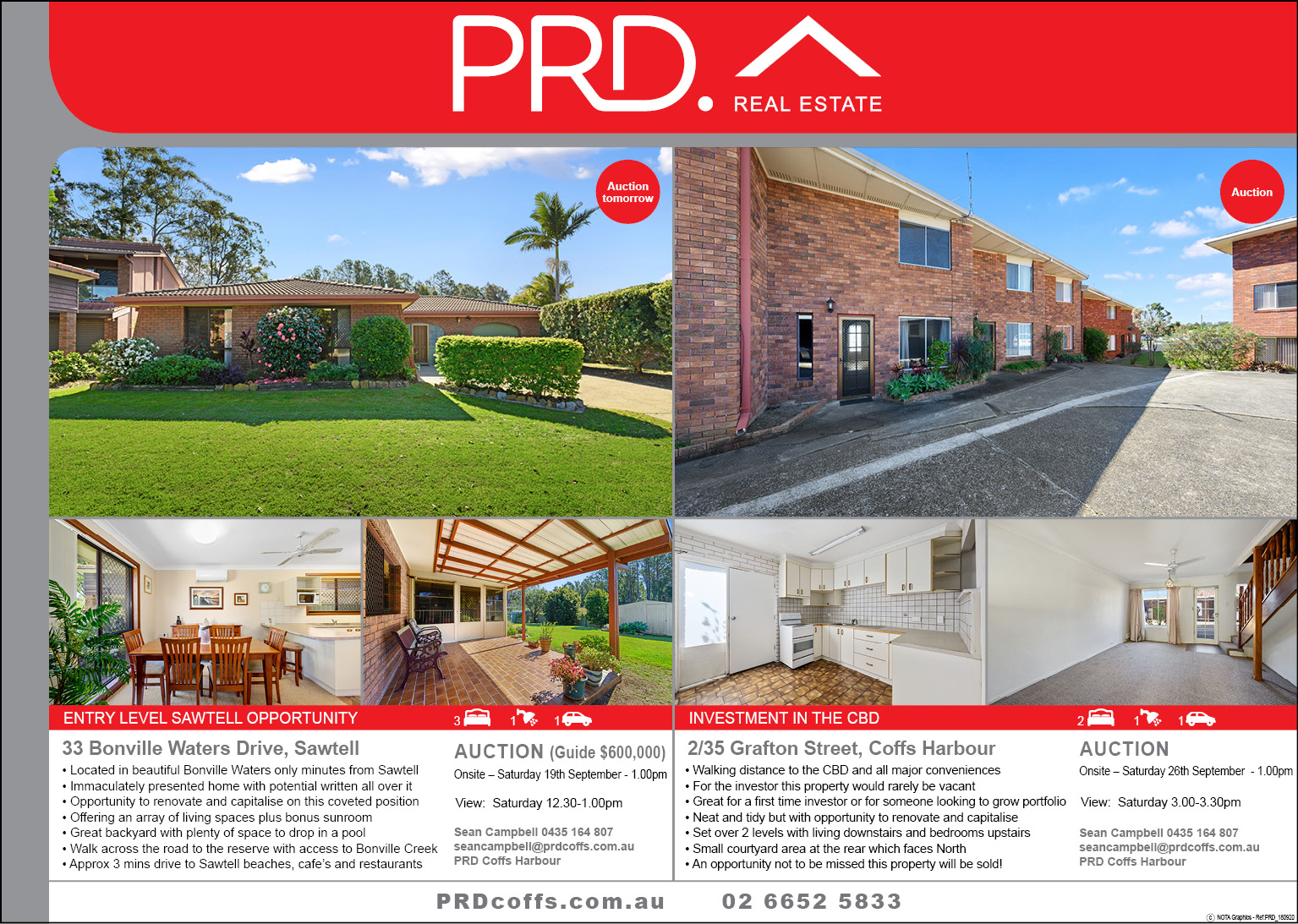 PRD Real Estate Coffs Harbour