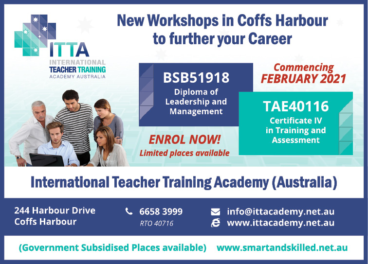 International Teacher Training Academy Australia