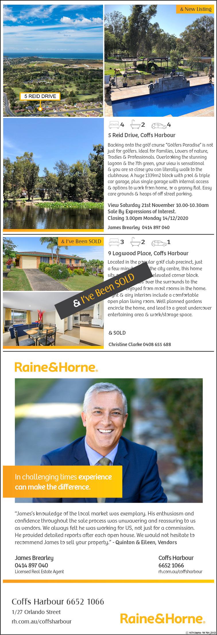 Raine & Horne Coffs Harbour