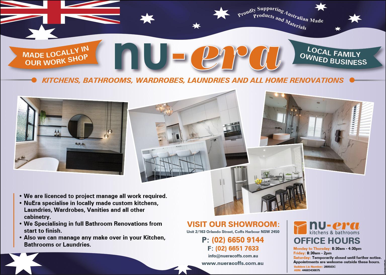 NuEra Kitchen and Bathroom Renovations PTY LTD