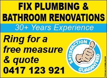 Fix Plumbing